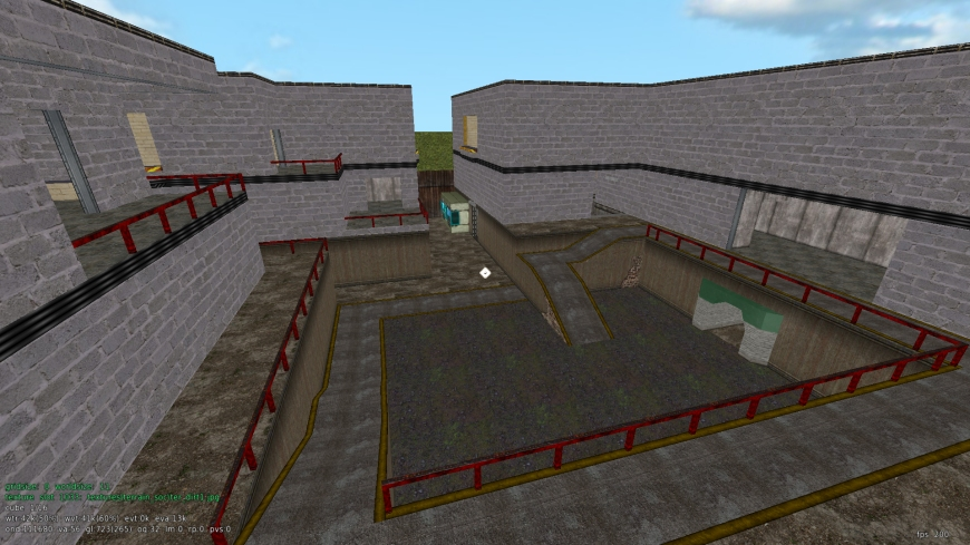 Crossfire port from Half-Life 1 (FFA+INSTA) (wip)